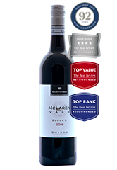 "2016 BackVintage ""Block 8"" McLaren Vale Shiraz"
