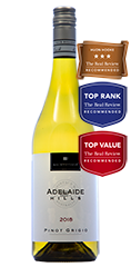 2018 BackVintage Adelaide Hills Pinot Grigio