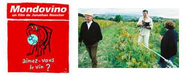 Mondovino cover image and vineyard