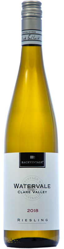 2018 BackVintage Watervale Riesling