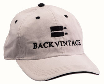 BackVintage Cap