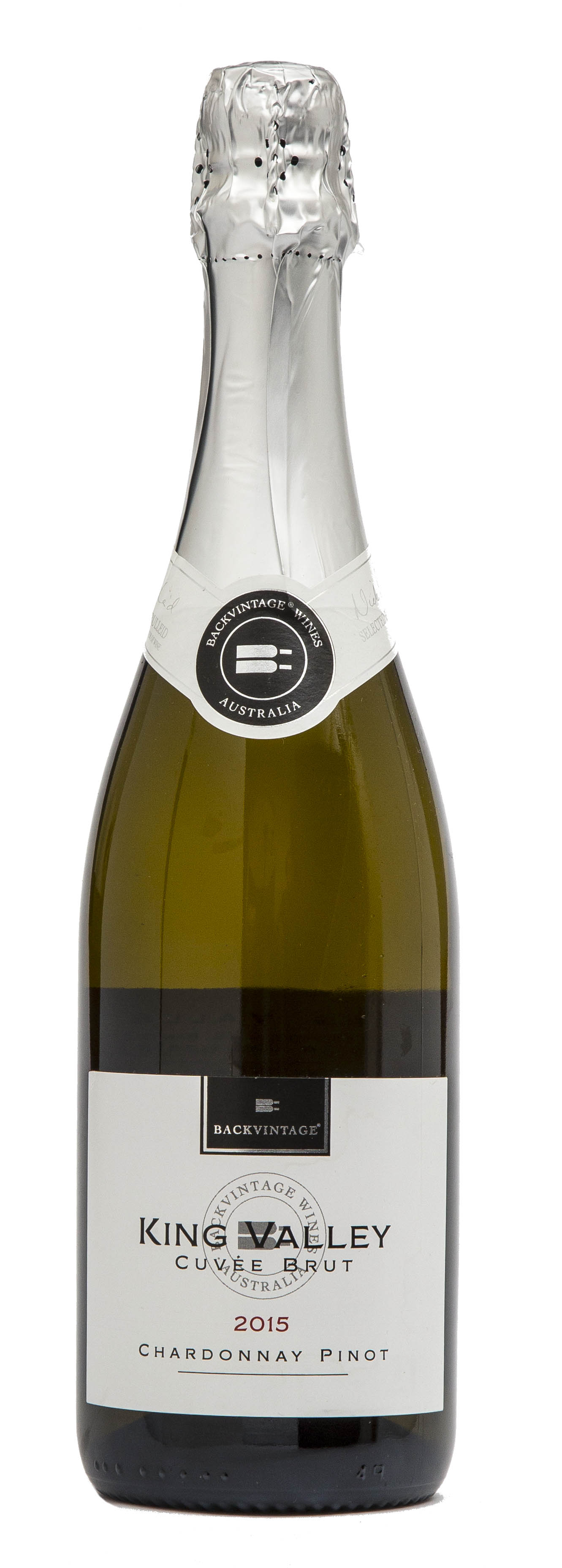 2015 BackVintage King Valley Sparkling Cuvee Brut