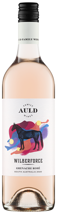 2020 Auld Family Wilberforce SA Grenache Rosé - just arrived