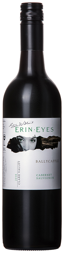 95 point 2016 Erin Eyes 'Ballycapple' Clare Valley Cabernet Sauvignon