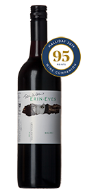 2017 Erin Eyes Clare Valley Malbec