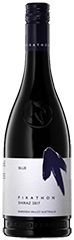 2017 Pirathon Blue Barossa Valley Shiraz