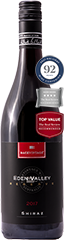 2017 BackVintage Reserve Eden Valley Shiraz - medium body
