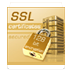 Checkout is protected by an SSL certificate.